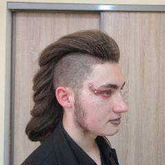 Miedzyszkolny konkurs fryzjerski