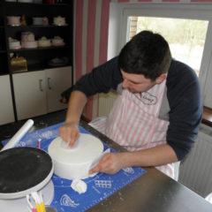 Zdobienie tortów