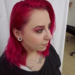 makijaż ekstrawagancki